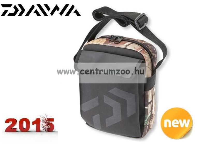 DAIWA Realtree AP® Camo Tackle Bag Small masszív táska (15820-020)