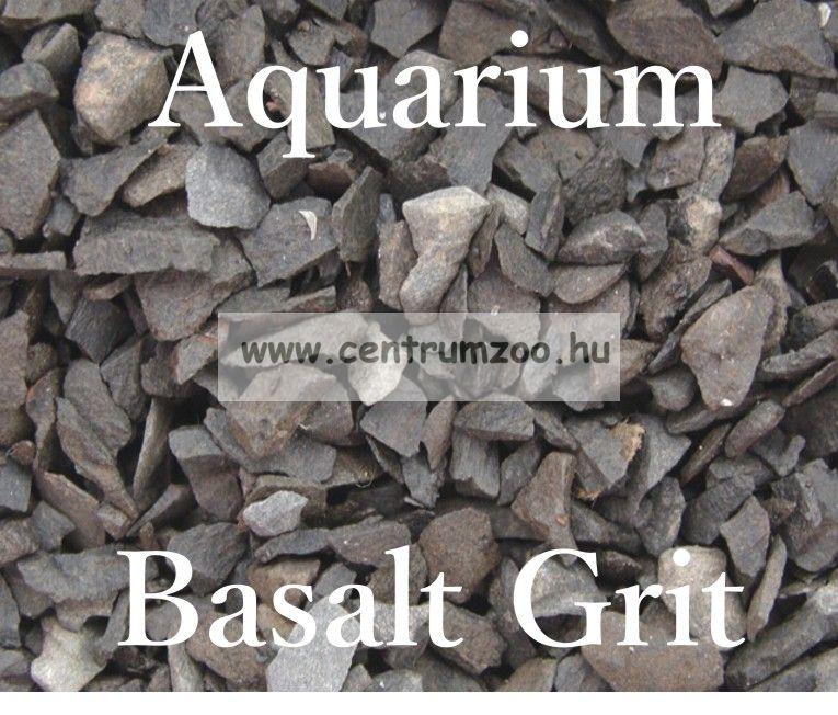 Aquarium Black Basalt Grit - fekete bazalt akváriumi kavics aljzat  5kg