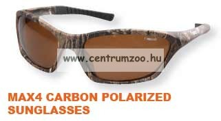 PROLOGIC MAX4 Carbon Polarized Sunglasses Amber (Sun and Clouds) ( NLSV00885/42523)