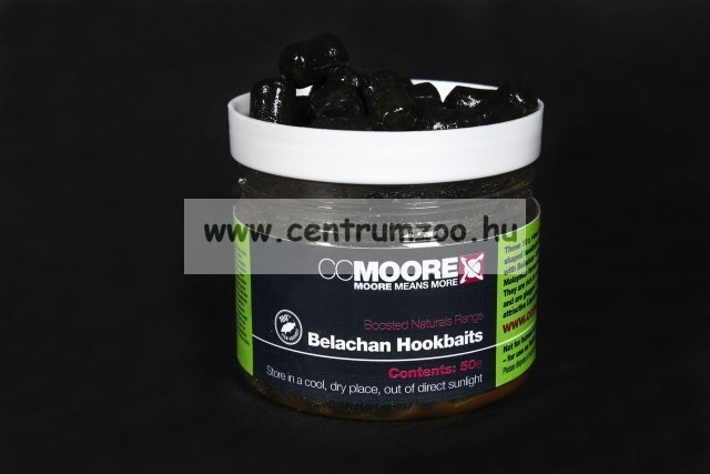 CCMoore - Belachan Hookbaits (50) - kész belachanos dippelt horogcsali (2025390768888)