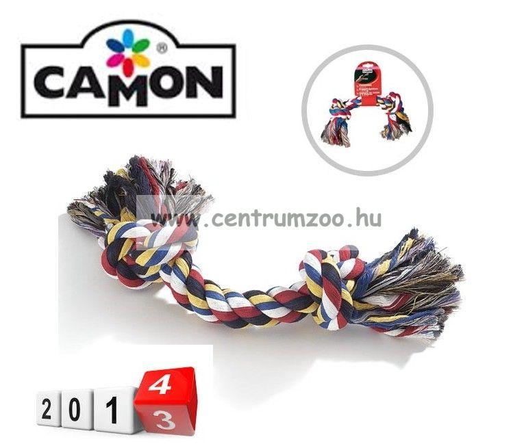 Camon fogtisztító kötél csont játék kutyáknak 45cm 700g (A956/B)