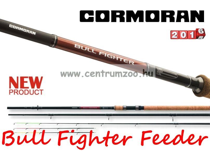 CORMORAN BULL FIGHTER Medium Feeder 3.60m 30-90g feeder bot (25-0090365)