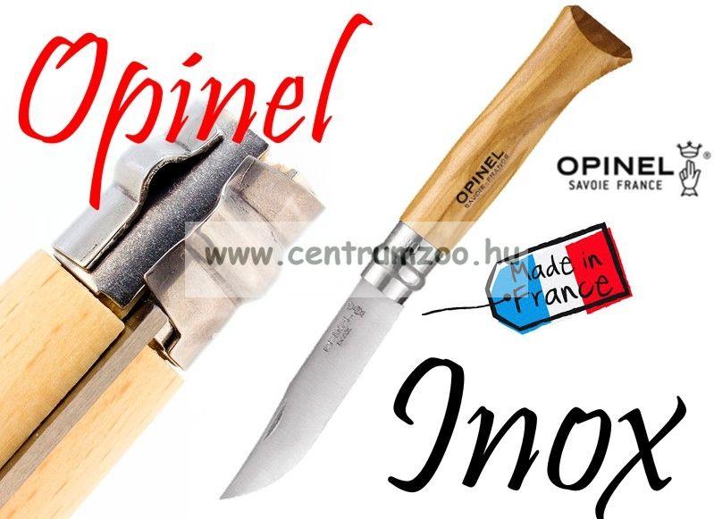 OPINEL Inox zsebkés VRI-6 (12123060)
