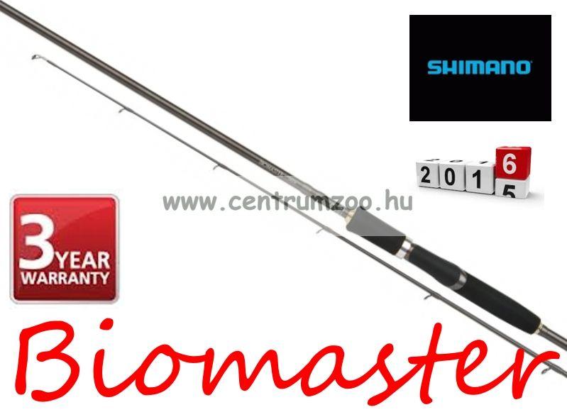 Shimano bot BIOMASTER 277MH 15-50g (SBIO91MH) pergető bot