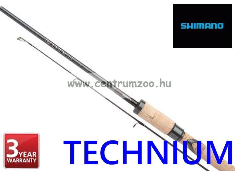 Shimano bot TECHNIUM DF BX SPINNING 330 H(STECDFBX33H) pergető bot