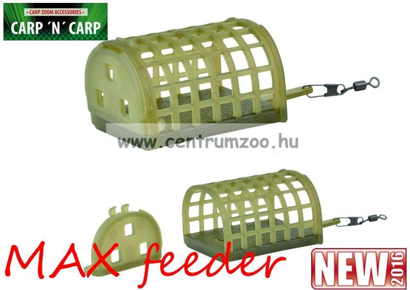 Carp'N'Carp MAX feederkosár 100g (CZ9288)