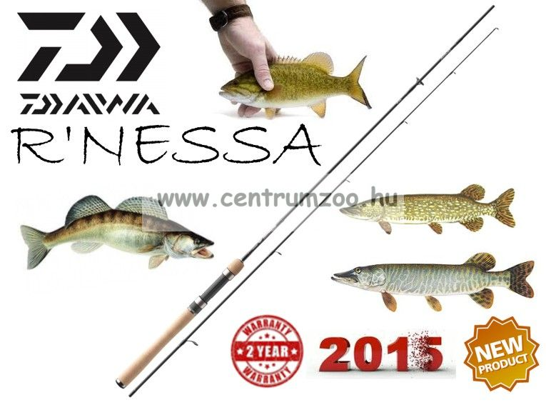 Daiwa R'NESSA SPIN 2,70m 50-90g pergető bot (11850-273)