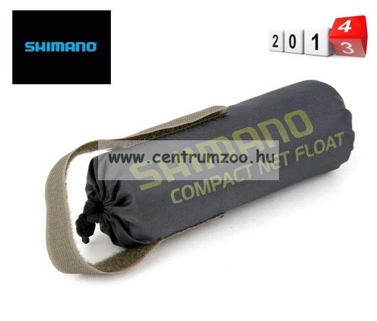 LEBEGTETŐ Shimano Compact Net Float merítőháló lebegtető - (12*4,2cm) (SHOL30)