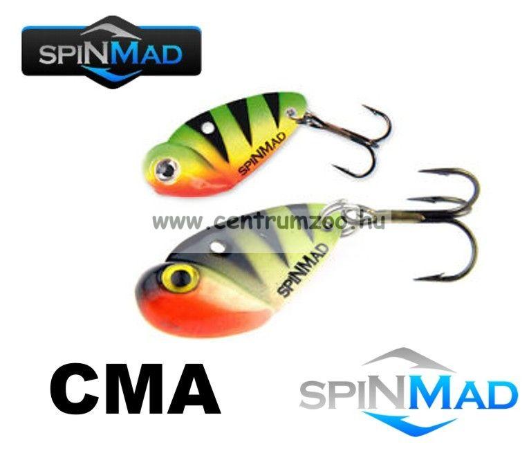 SpinMad Blade Baits gyilkos wobbler  CMA 2.5g K0114