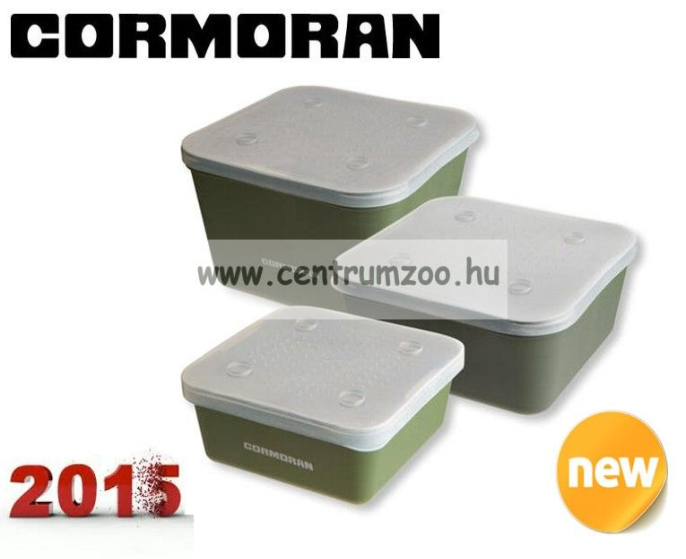 Cormoran Premium csalis doboz 3db-os szett (66-15021)