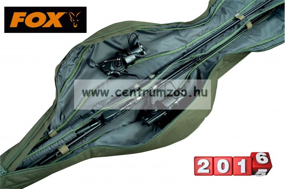 FOX ROYALE® 2 Rod Sleeves bottartó táska 162cm 2 botos (CLU269) 10 lábas  botokhoz