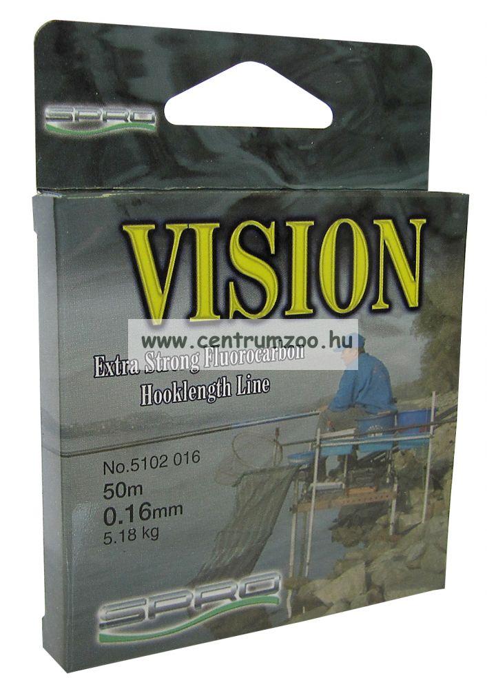 Spro Vision 50m 0,14mm előke zsinór (5102-014)