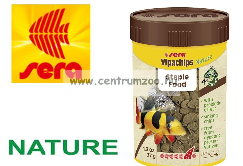 Sera VipaChips 250ml tablettás haltáp (0515)