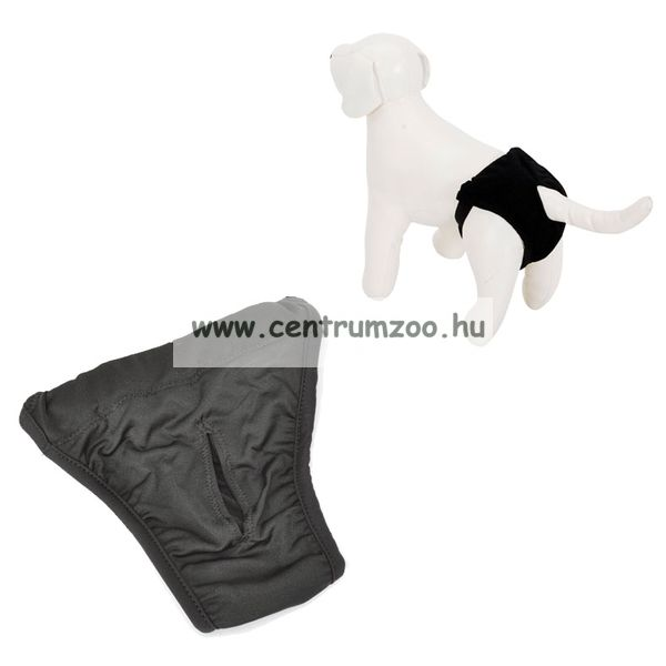 Camon Mutandine BLACK Power bugyi több méretben (C209)