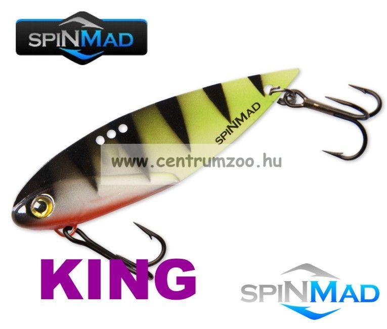 SpinMad Blade Baits gyilkos wobbler  KING 18g K0602