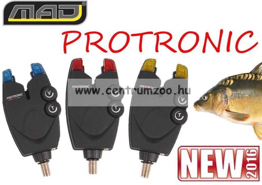 DAM PROTRONIC YELLOW (D8395004) elektromos kapásjelző SÁRGA
