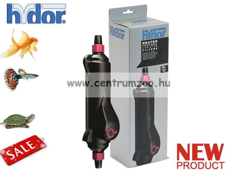 Hydor External Heating ETH külső automata hőfokszabályzós vízmelegítő  300W 16mm (T08200)