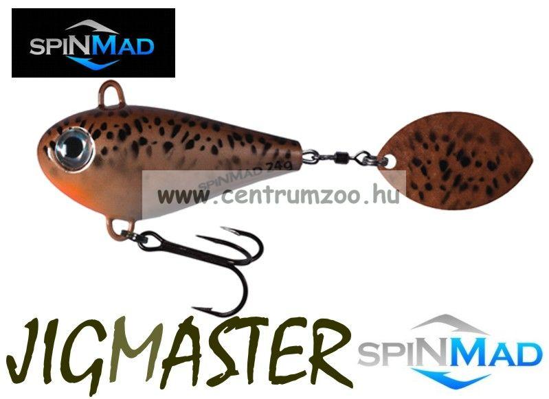 SpinMad Tail Spinner gyilkos wobbler JIGMASTER 12g 1408