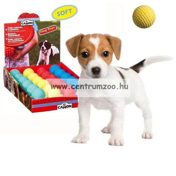 Camon Softs labda játék 42mm (A190/A)