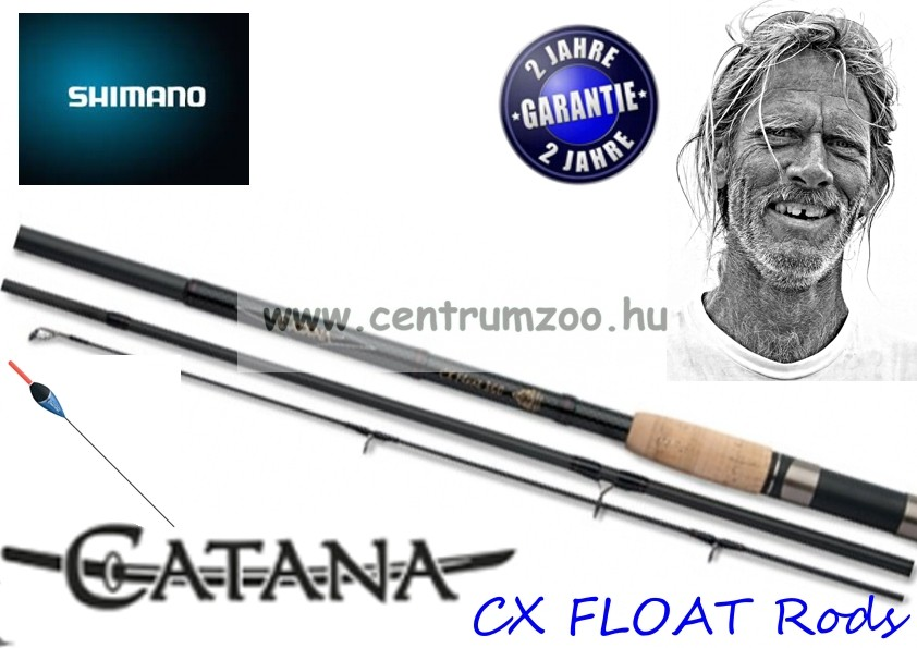 Shimano bot CATANA CX FLOAT 390 /CATCXFL39/