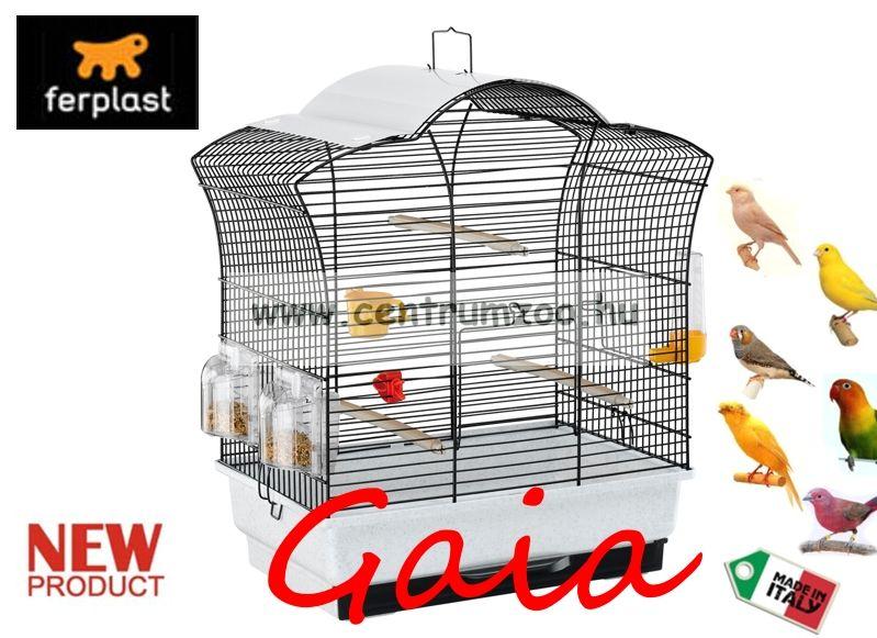 Ferplast Gaia prémium minőségi felszerelt kalitka