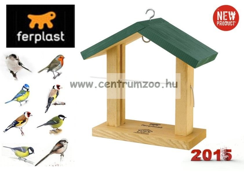 Ferplast Natura Outside Feeder F13 madáretető