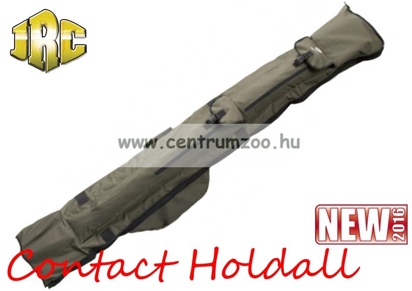 JRC Contact Holdall 13ft 4rod bojlis bottáska 4 botos (1276371)