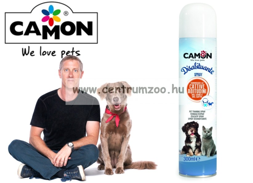 Camon Pet Repellent Spray távoltartó spray LA300