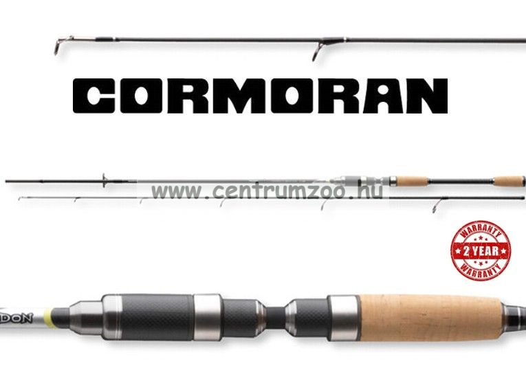 Cormoran K-Don Power Spin 2.70m 15-50g (22-0050275)
