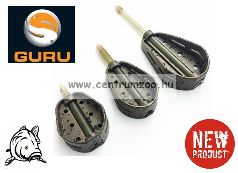 GURU Small Hybrid Inline feeder kosár 24g (GHF24I)