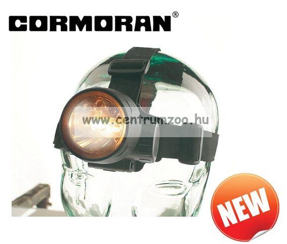 Cormoran Premium LED Kopfleuchte schwarz LED fejlámpa (85-45101)