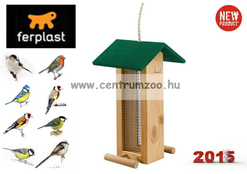 Ferplast Natura Outside Feeder F5 madáretető
