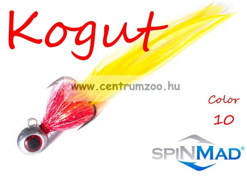 SpinMad Kogut műcsali Color 10 - több méretben