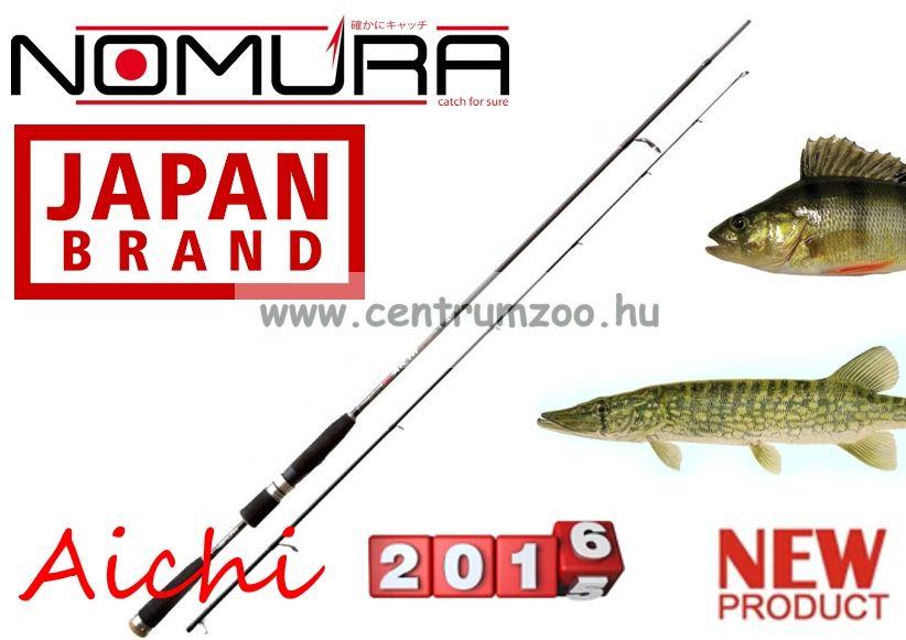 NOMURA Aichi Tubular Tip Spin 2,59m 10-35g  pergető bot (NM20103525)