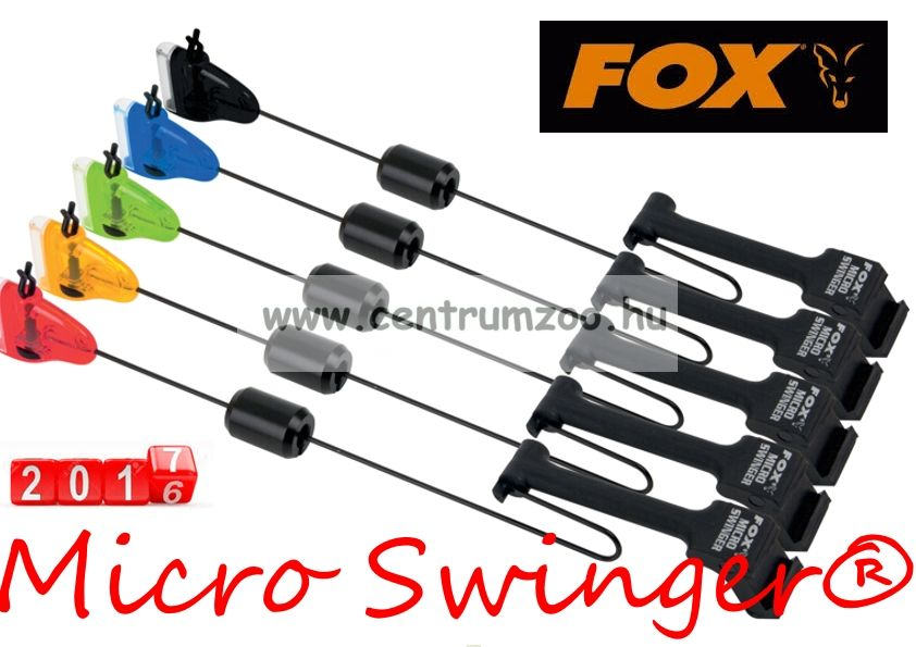 FOX Micro Swinger Green Presentation - (CSI037) ZÖLD