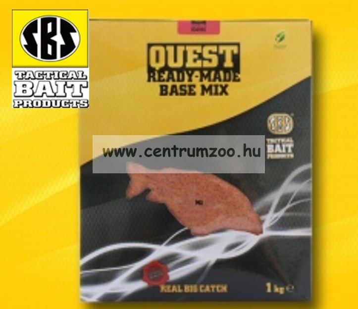 SBS Quest Ready-Made Base Mix 1kg - több ízben
