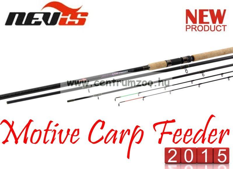 Nevis Motive Carp Feeder 3,90m 40-130g (1474-390) feeder bot