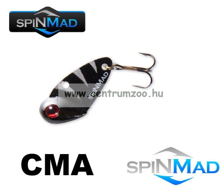 SpinMad Blade Baits gyilkos wobbler  CMA 2.5g K0102