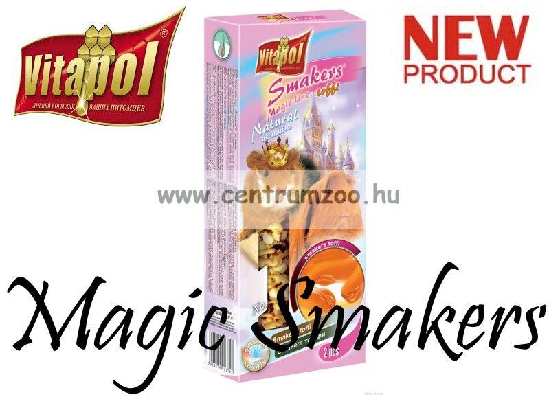 Magic Smakers rágcsáló rúd - TENGERIMALAC - TOFFE (1374)