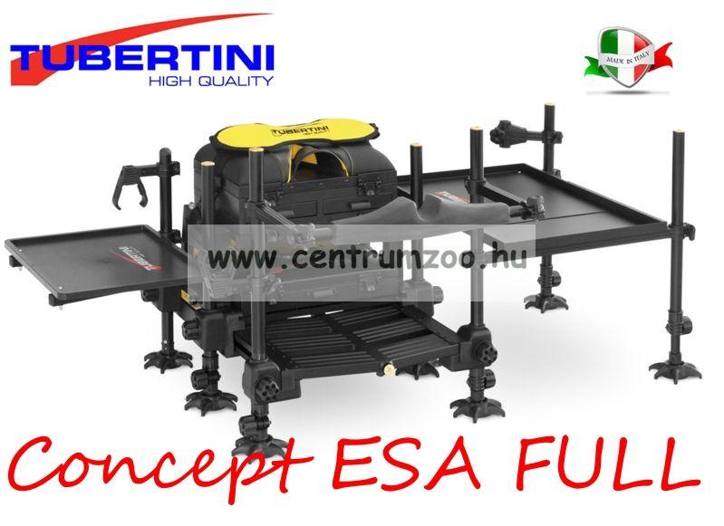 Tubertini Concept ESA FULL versenyláda, teljesen felszerelt láda (82183)