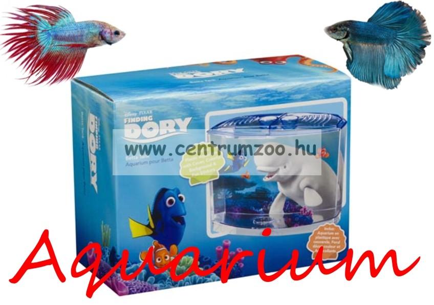 Penn Plax DORY™ Akvárium 1,9l BAILEY és SZENILLA akvárium betta halaknak (094040)