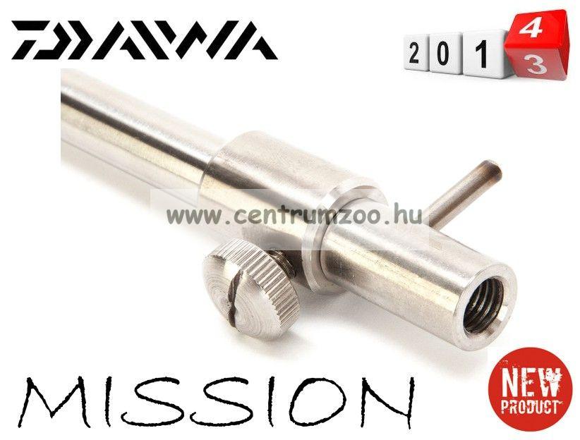 leszúró Daiwa Mission Aluminium Telescopic Bankstick  leszúró 9inch (DATB9)