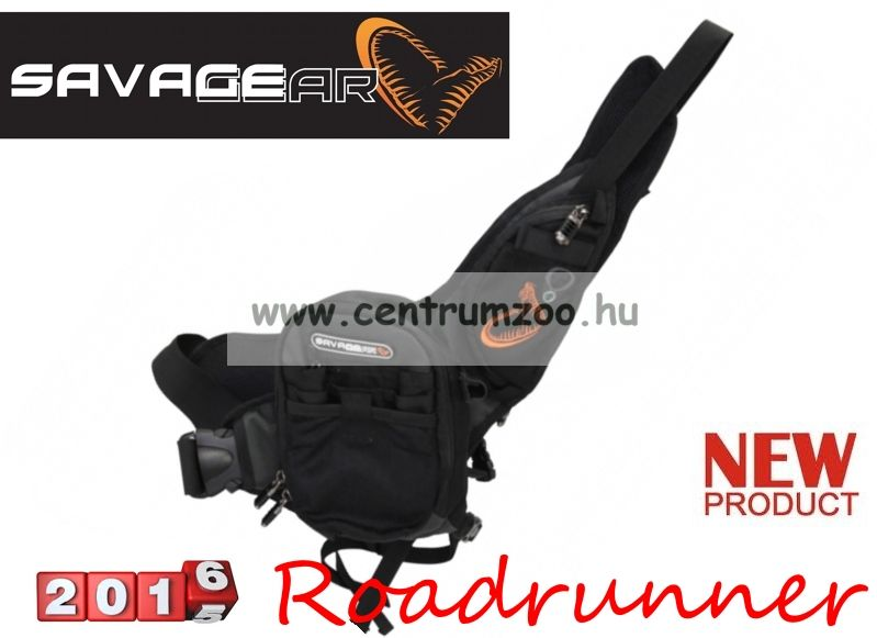 SAVAGE GEAR Roadrunner Gear Bag pergető táska (43832)
