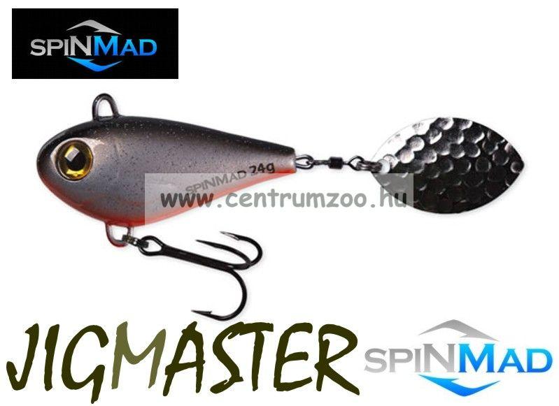 SpinMad Tail Spinner gyilkos wobbler JIGMASTER 12g 1402