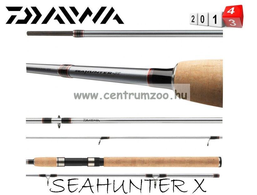 DAIWA Seahunter X Seabass 3,00m  15-50g tengeri pergető bot (11532-300)