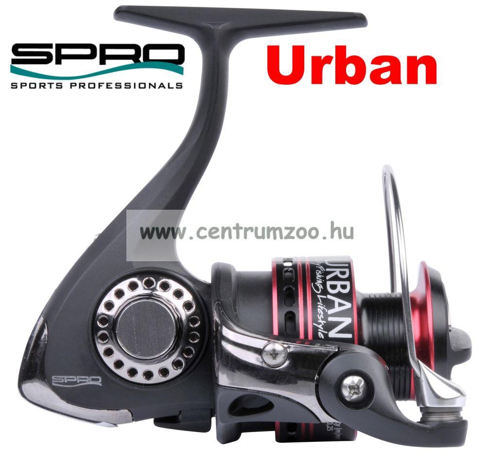 SPRO Urban 540 (1210-540) 4+1cs elsőfékes pergető orsó