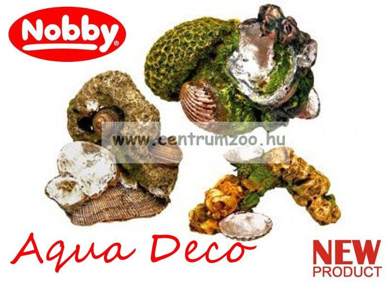 Nobby akvárium dekoráció Korall és szikla 6-8cm (28179)