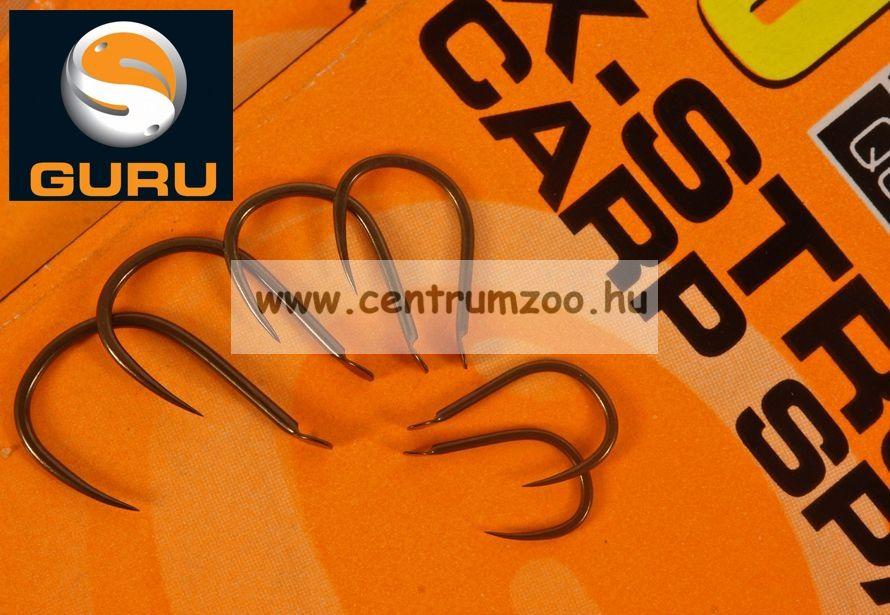 GURU Hook Xtra Strong Carp Spade 18-es méret (GXS18)