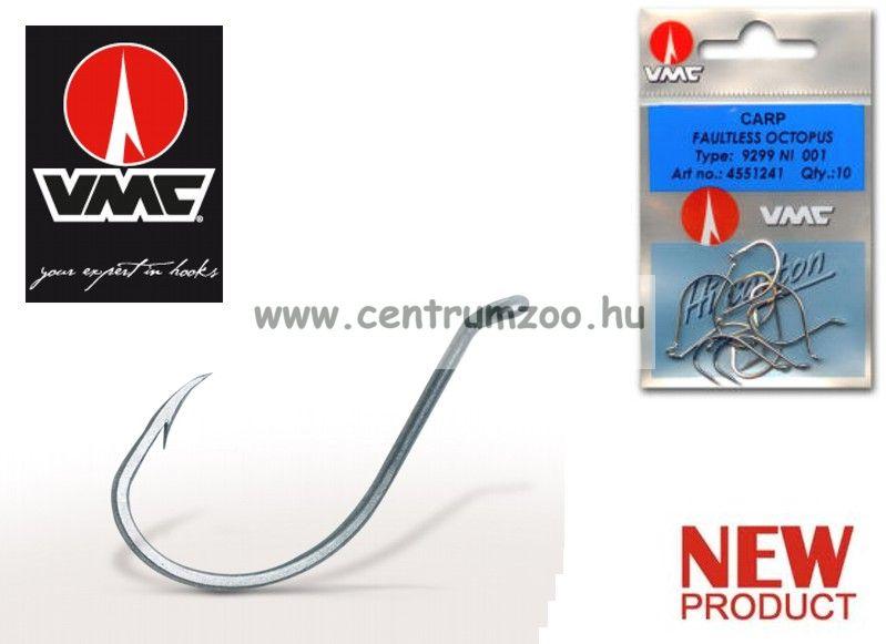 VMC 9299 Carp Faultless Octopus  pontyozó 10db/cs