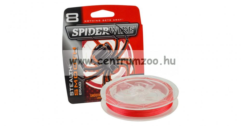 SPIDERWIRE DURASILK 137M 0.08mm 7,1kg GREEN fonott zsinór